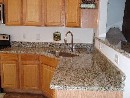 Granite Countertops Santa Cecilia Classic
