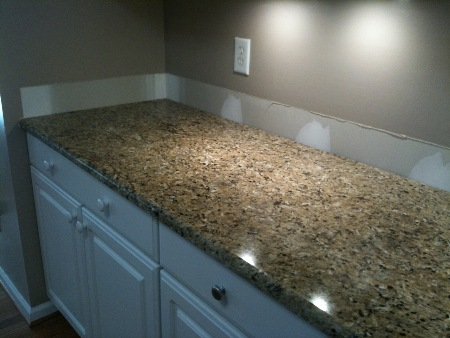 Granite Countertops  New Venetian Gold